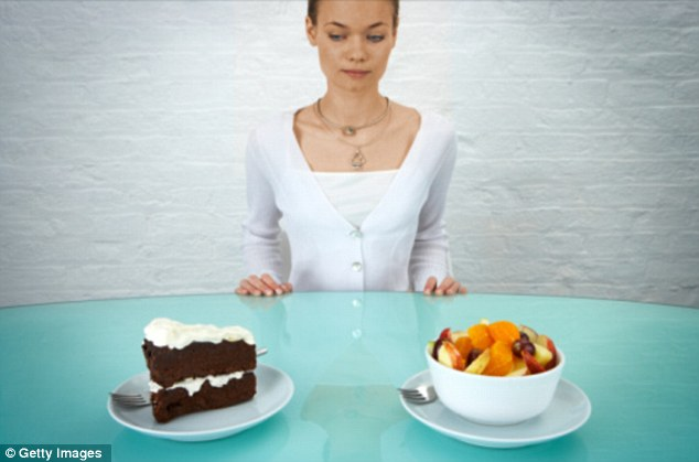 Choose wisely: A new diet scraps the National Institute of Health's recommendation to consume 1,200 calories per day for healthy weight loss and maintenance