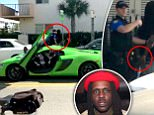 Chief Keef was just cuffed by Miami Beach cops after a traffic stop that led to a drug investigation. Law enforcement sources tell us Keef was driving a green Lamborghini when his passenger allegedly got out and started talking with the vehicle behind theirs. We're told cops saw the commotion and believed there was an exchange made, initiating a stop. Witnesses on scene tell us officers discovered marijuana in at least one of the vehicles. At this time, we're told Keef and 4 others have been brought in for questioning ... but he hasn't been officially booked or charged with anything.