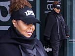Let me take you on an escapade:Janet Jackson was seen for the first time since announcing her split from husband Wissam Al Mana on Wednesday afternoon (above)