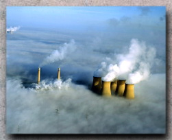 stock-photo-929459-power-station-in-fog-aerial
