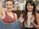 EDITORIAL USE ONLY. NO MERCHANDISING Mandatory Credit: Photo by Ken McKay/ITV/REX/Shutterstock (8600549ae) Kate Smurthwaite and Lizzie Cundy 'This Morning' TV show, London, UK - 12 Apr 2017 STRICTLY SHAVED OR AU NATURAL - THE GREAT HAIRY ARMPIT DEBATE - Social media everywhere has gone into MELTDOWN over the last few days - and all because of a holiday snap of Madonna's daughter Lourdes, she had UNSHAVED ARMPITS! We are here to answer the great big body hair debate - to shave or not to shave? Stand-up comedienne Kate Smurthwaite who hasn't shaved for FIVE years joins us alongside Lizzie Cundy who says it makes her feel sick! It's armpits at dawn!, which revealed