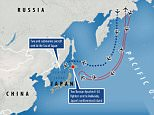 Japanese defence forces reacted after the Russian aircraft were seen close to Tokyo-ontrolled territory