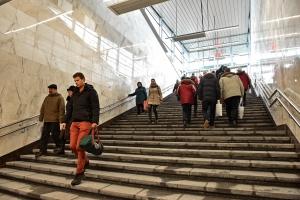 Вестибюли нескольких станций метро будут закрыты