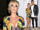 James Ingham's Jog-On to Cancer - Arrivals Featuring: Olivia Buckland, Alex Bowen Where: London, United Kingdom When: 12 Apr 2017 Credit: Lia Toby/WENN.com