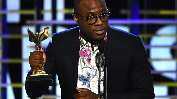 Barry Jenkins at an event for 32nd Film Independent Spirit Awards (2017)