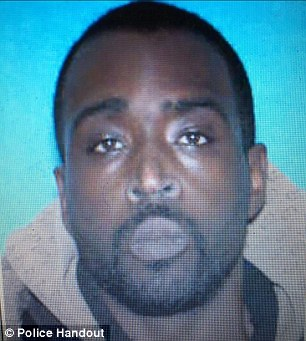 Deangelo Davis has been named as a person of interest in the shooting of a police officer in downtown Detroit