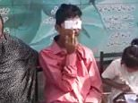 A 15-year-old boy in Pakistan has been left blind and mutilated after his family say he was kidnapped and mutilated by an angry father