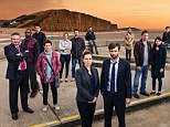 'I wept as I wrote it!' Broadchurch writer promises a 'dark and emotional' end to the ITV drama on Easter Monday... and admits he feels regret at making season 3 the last