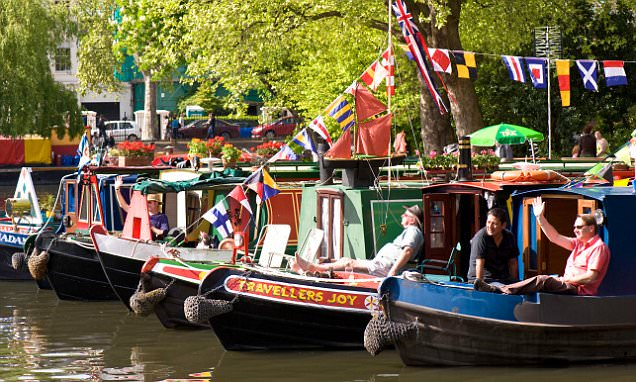 Could you live on a canal boat? What you need to know