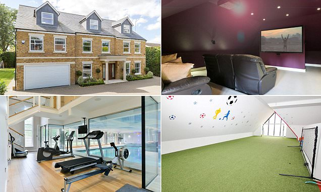 Britain's top 10 most popular homes for sale on Zoopla