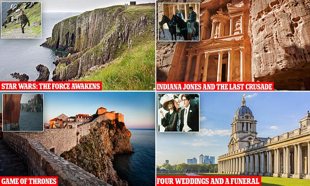 Movie and TV locations around the world that you can visit