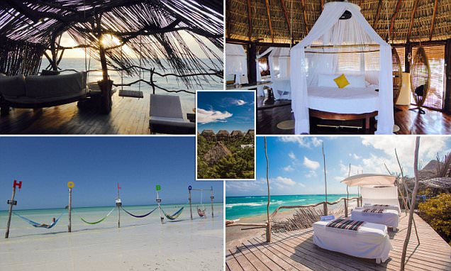 The joys of Mexico's Holbox island and Tulum
