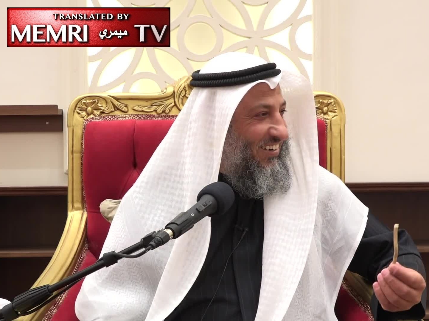 Kuwaiti Cleric on Wife Beating: Not Hard and Not on the Face