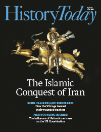 Front cover of April Issue