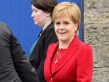 Nicola Sturgeon has hit out at Theresa May's decision to hold an early general election, describing it as one of the most extraordinary U-turns in recent political history