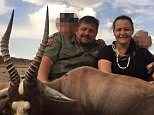 South African hunter Scott Van Zyl, 44,is believed to have been eaten by crocodiles after human remains were found inside two beasts