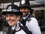 Top cop: Cressida Dick in Lewisham yesterday