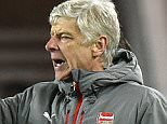 Arsenal manager Arsene Wenger is considering a permanent switch to the 3-4-3 formation