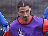 Zlatan Ibrahimovic is weighing up his options with his Manchester United deal running down