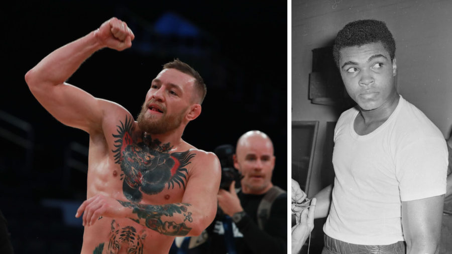 Is Conor McGregor Hinting At Possible Fight With Muhammad Ali?