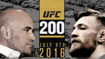 Conor McGregor And Dana White To Fight In Parking Lot Outside UFC 200