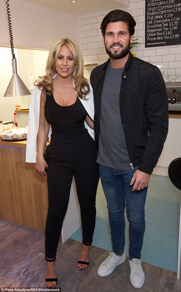 Ex: Kate dated Dan Edgar on and off for six years before they finally called it quits last year