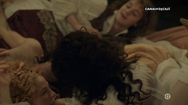 More to come!The first series of Versailles reportedly contained 36 X-rated scenes
