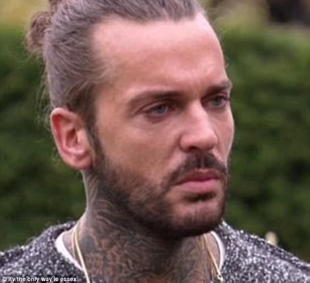 Everyone's at it: In recent TOWIE episodes, however, this storyline seems to have fizzled entirely, and Chloe has instead been accused of coveting Megan McKenna's ex Pete Wicks