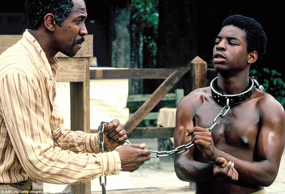 Kunta Kinte has been immortalised in print and on screen in 'Roots' played byLeVar Burton