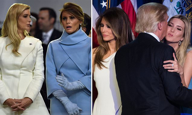 Melania and Ivanka Trump have 'frosty' relationship