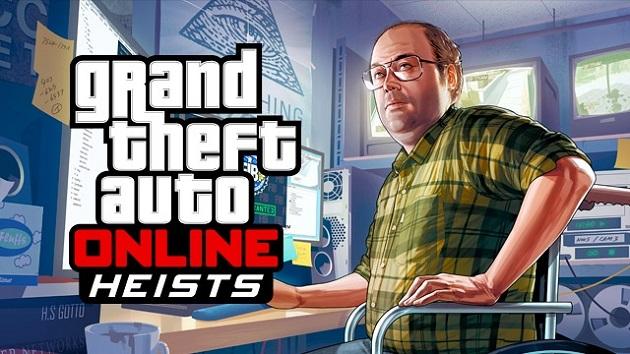 Как заработать миллионы, совершая ограбления в GTA Online