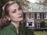 Grace Kelly's childhood home in Pennsylvania (pictured) was host to several scandals and family secrets since it was built by her father in the 1920s