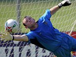 Matteo Darmian says Wayne Rooney is Manchester United's best outfield goalkeeper