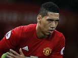 Manchester United boss Jose Mourinho haspublicly challenged Chris Smalling and Phil Jones