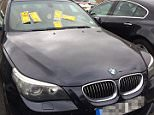 Hundreds of holidaymakers were hit with £33,000 worth of parking fines after valeting firms moved their cars to council pay-and-display spaces near Heathrow Airport