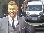 "PIC BY CHRIS ADAMS/MERCURY PRESS (PICTURED: FREDDIE FLINTOFF DURING A PHOTOSHOOT ON A STREET IN MANCHESTER CITY CENTRE. PIC DATE: 26.04.17) Freddie Flintoff was left stumped by a white van man who jibed at him ÎI don't give a f**k who you areÌ when the England cricket legendÌs fashion shoot held him up on a delivery.   The Ashes hero was posing outside a bar in Manchester when the moody driver kicked off at photographers and models blocking the road as he reversed.   Organisers tried to explain that they were in the middle of a shoot but the driver ranted: ""I don't care what you're doing, I've got a job to do.""   Flintoff, 39, looked baffled as the man continued to moan before delivering boxes to a nearby restaurant. SEE MERCURY COPY"