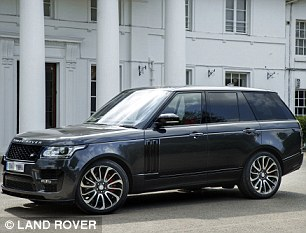 The SVAutobiography Dynamic features a supercharged 5.0-litre V8