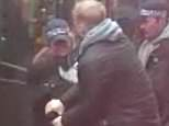 Drama: This is the moment a woman in a burka was dragged off a packed bus by undercover police in synchronised terror raids