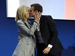 Working together late at night after school, 16-year-old Emmanuel Macron and 39-year-old Brigitte Auziere first felt the embers of love emerge between them. Now, almost 24 years later, they're still together and in love
