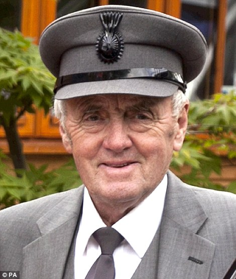 Maurice Abrahams, 76, from Brighton, who  died in the Shoreham Airshow crash