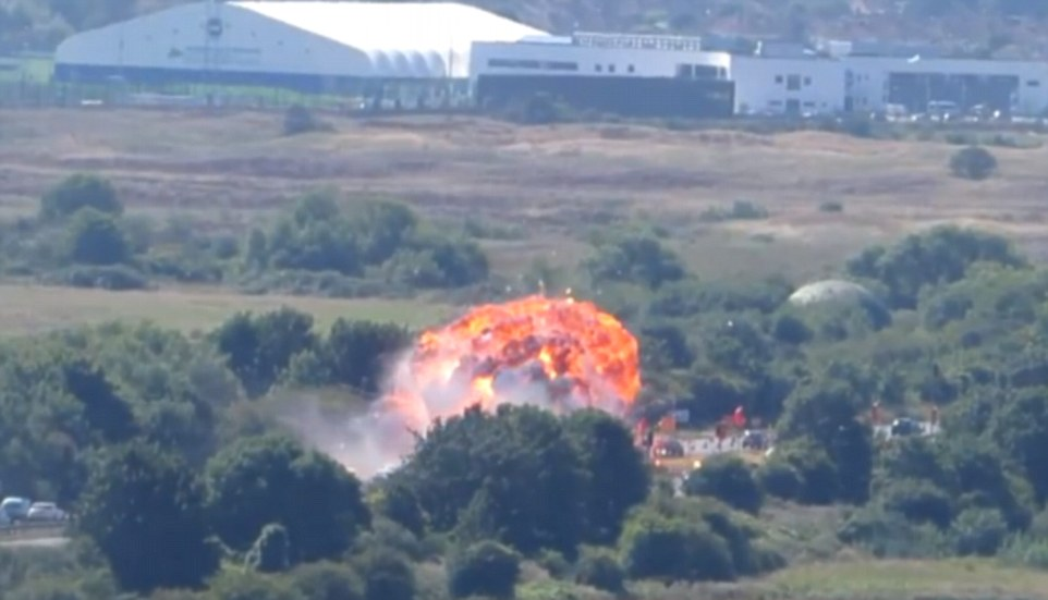 The Civil Aviation Authority has vowed to rethink guidelines after a Hawker hunter jet ploughed into traffic on the A27 in West Sussex in the worst air show disaster in a generation