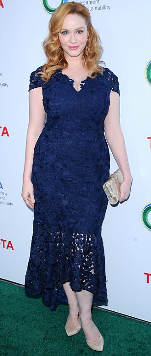 How YOU can get Christina Hendricks's nipped waist
