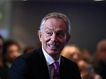 Comeback: Tony Blair has pledged to re-enter politics, even if he gets a 'bucket of wotsit' thrown over him, and insists derailing Brexit is not 'defying the will of the people'
