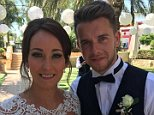 Kirsty Maxwell, 27, who died after falling from a tenth-floor balcony in Benidorm had got married less than a year before her tragic death, it has been revealed