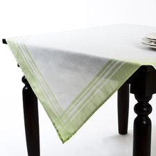 Plaid Topper Tablecloth