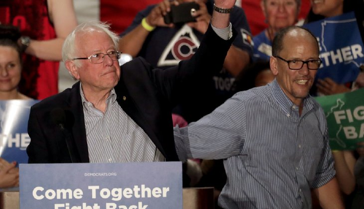 The DNC's rebuttal to these allegations is revealing, coming as Democrats try to rebuild after 2016 with a semblance of unity. (AP Photo/Matt York