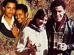 Passionate sex: Genevieve Cook was an Australian-born 22-year-old who was Obama's first post-college lover. The two took drugs together and slept together on their first date
