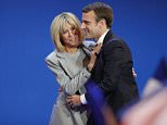 The relationship between Emmanuel Macron, hotly tipped to become France's next President on Sunday, and his wife Brigitte is an intriguing one, even by French standards. The French pair, who have been married for ten years, met when he was a schoolboy of 15