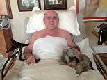 David Nigel Casson, 62, (pictured at home) travelled to the assisted dying clinic in Switzerland