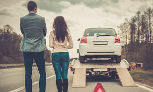 Do I need to declare my ex's car accident on my policy?